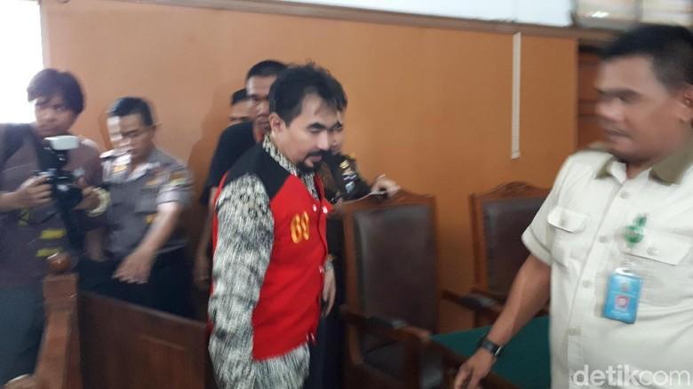 Jaksa Sebut Korban Asusila Aa Gatot Banyak tapi Cuma 1 yang Lapor