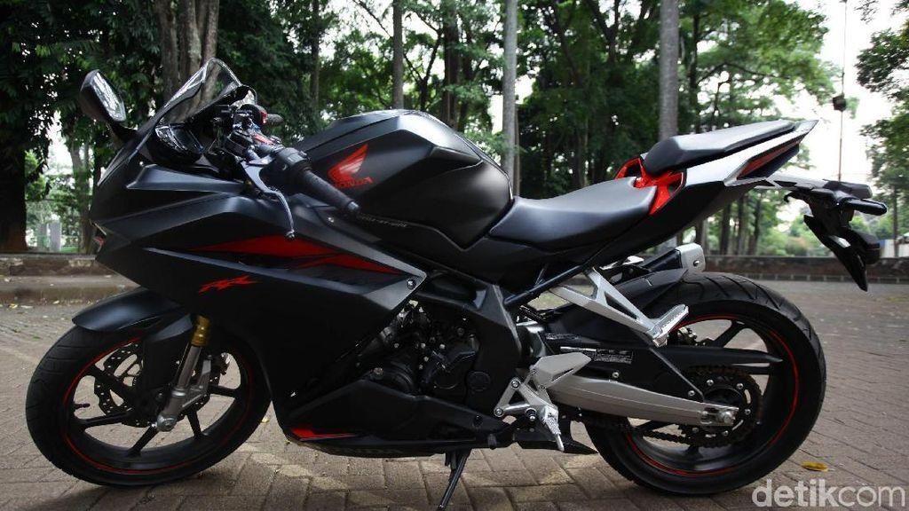 Digempur Kompetitor, Honda CBR250RR Terus Tancap Gas