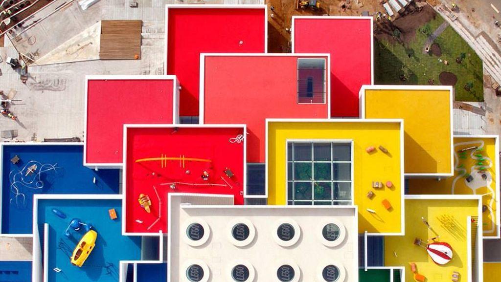 Foto : Lego House, Rumah Para Pecinta Lego