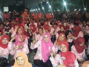 Cerita Personel Pasukan Pink soal Tugas Mengelola RPTRA