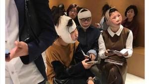 Habis Operasi Plastik, 3 Wanita Ini Ditahan di Bandara Incheon