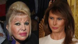 Perseteruan Mantan dan Istri Trump Berebut Gelar Ibu Negara AS