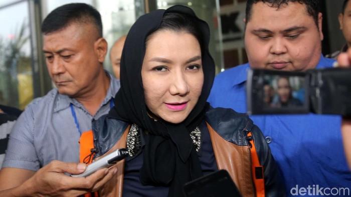 Rita Widyasari (Agung Pambudhy/detikcom)