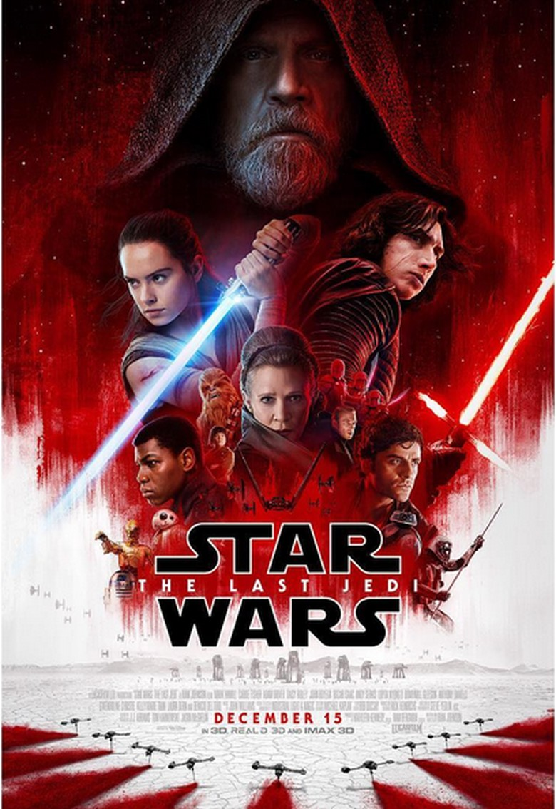 Terungkap! Siapa The Last Jedi dalam Star Wars VIII