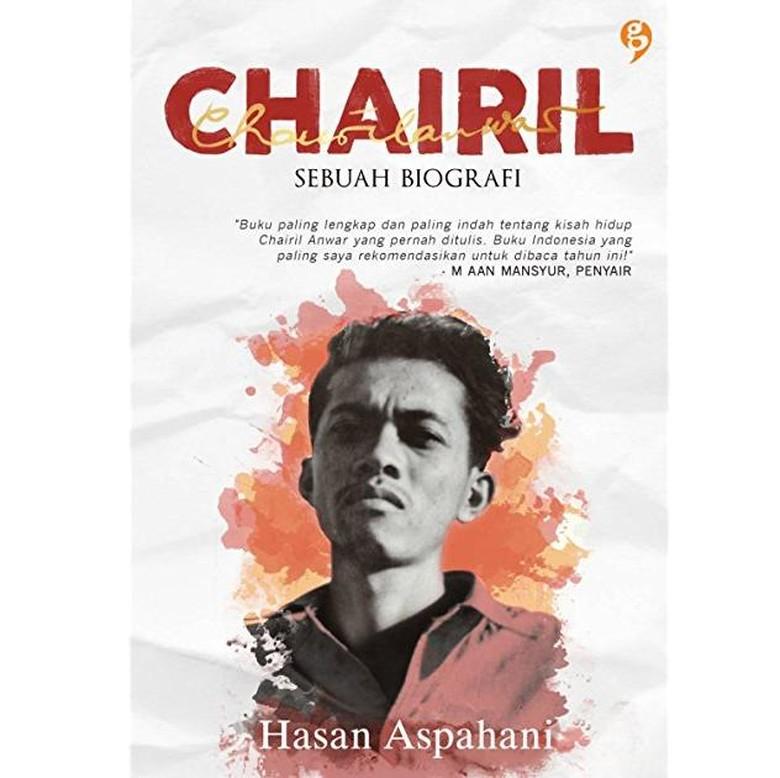 Sajak Satu-satunya untuk Istri Tercinta Hapsah di Biografi Chairil