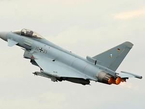 Aksi Eurofighter Typhoon dan Kebohongan Dwi Hartanto