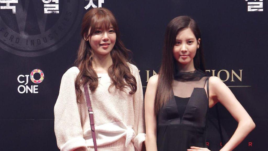 Foto: Adu Gaya 3 Personel SNSD yang akan Hengkang dari SM Entertainment