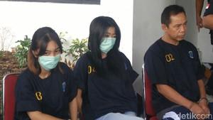 Napi di Semarang Gaet 2 Perempuan Cantik untuk Jadi Kurir Sabu
