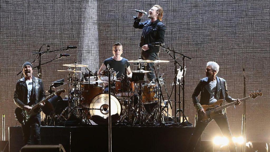 U2 Bakal Konser di Singapura, Tiketnya Dijual Besok