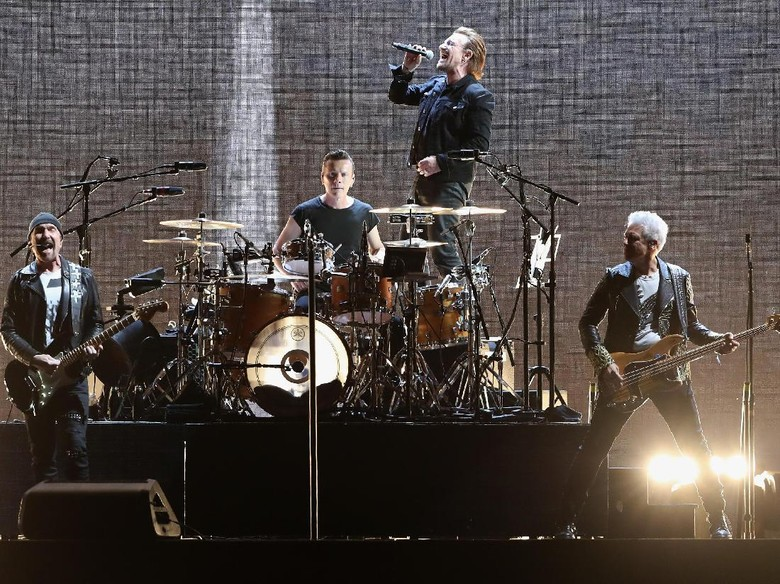 U2 Foto: Christian Petersen/Getty Images