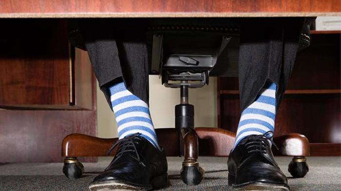 Sebaiknya kaus kaki diganti setiap hari. (Foto: Thinkstock)