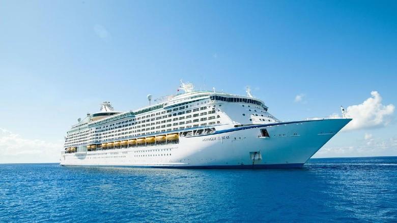 Foto: Kapal pesiar Voyager of the Seas (dok Royal Caribbean)
