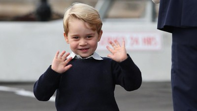 Ini Lho Pelajaran Pangeran George di Sekolah