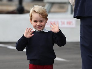 Belajar Menunggang Kuda, Semangat Pangeran George!