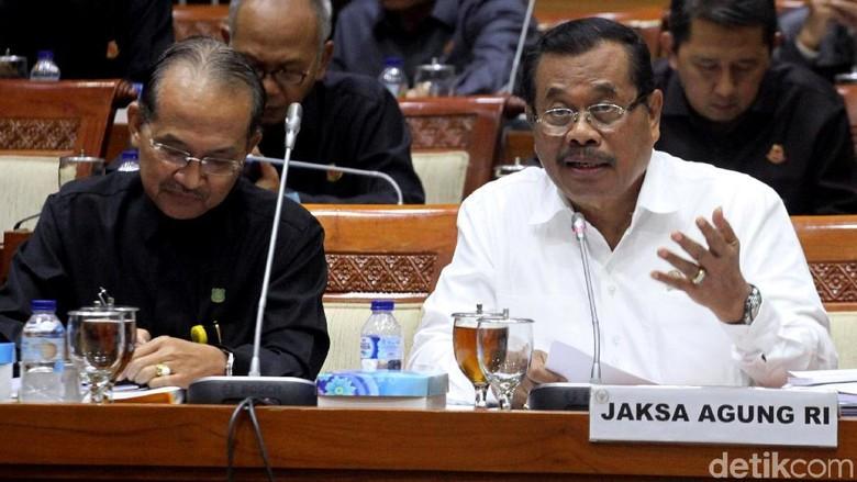 Jaksa Agung: Perlu Sinergi Cegah Korupsi Sebelum dan Sesudah Pilkada