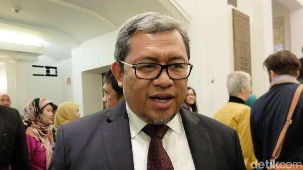 KPK: Aher Belum Konfirmasi Kehadiran Jadi Saksi Suap Meikarta