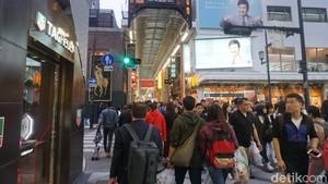 Ini Surga Belanja di Osaka