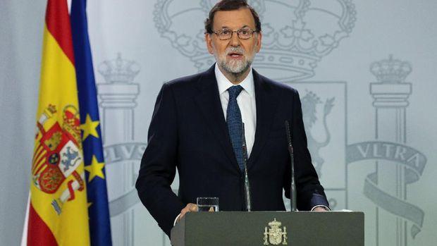 Perdana Menteri Spanyol, Mariano Rajoy, sudah menjadi pendukung Real Madrid sejak lama.