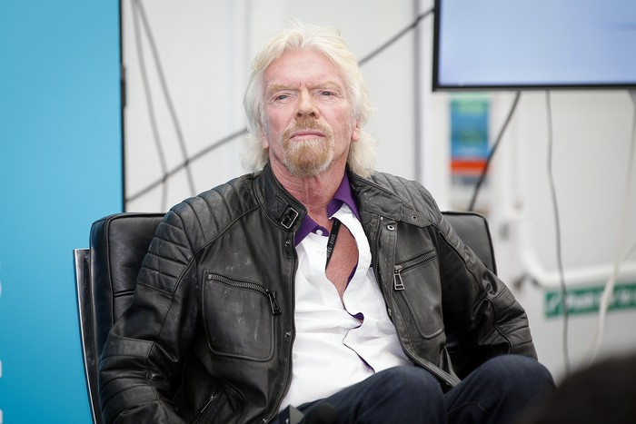 Richard Branson (Foto: Getty Images)