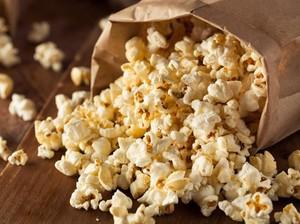 Bisa Sebabkan Tersedak, Ini Usia yang Cocok untuk si Kecil Makan Popcorn