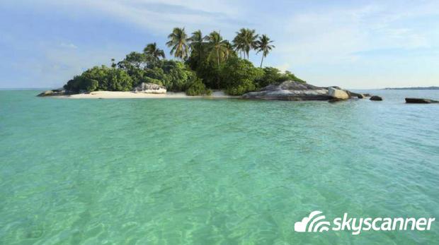 Aplikasi Jalan-jalan Ini Beberkan Lima Tujuan Wisata 'Terbaik' di Indonesia