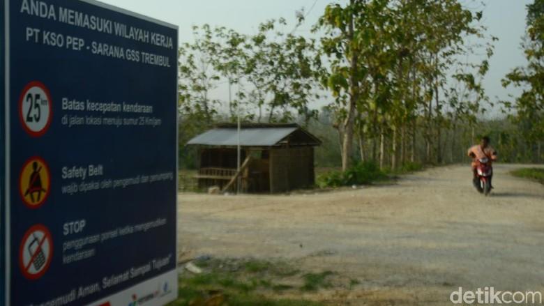 Operasional Proyek SGT-01 di Blora Tak Terpengaruh Insiden Brimob