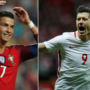 Ronaldo Vs Lewandowski di Mata Douglas Costa, Siapa Paling Oke?