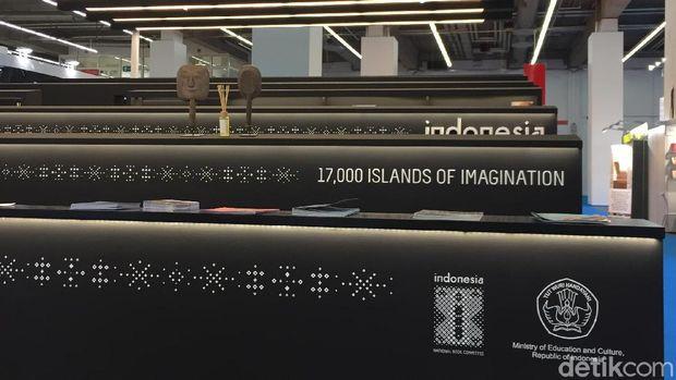 Yuk Mampir ke Stan Indonesia di FBF 2017, Ada Bubur Manado hingga Kolak Pisang