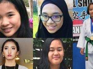 Prestasi Lima Remaja Putri Asal Indonesia di Australia