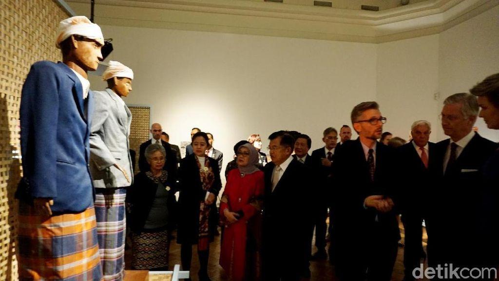 Tarian Daerah Indonesia Bikin Raja Belgia Terpesona