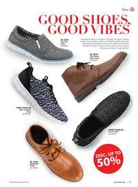 Tampil Modis dengan Promo Koleksi Sepatu dari Transmar