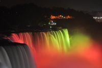 Air Terjun Niagara./