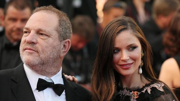Harvey Weinstein Buka Celana di Hadapan Lupita Nyongo