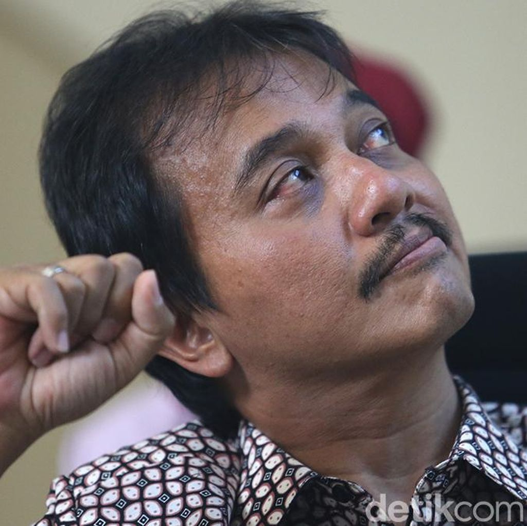 Waketum PD: Nonaktif, Roy Suryo Harus Konsentrasi Urus Aset Kemenpora