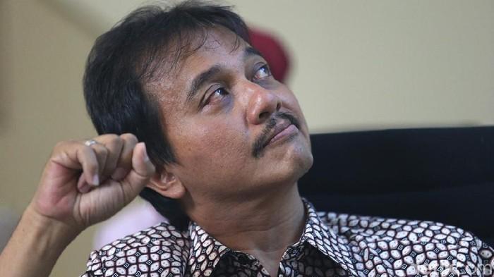 Foto: Roy Suryo (Foto: Ari Saputra/detikcom)
