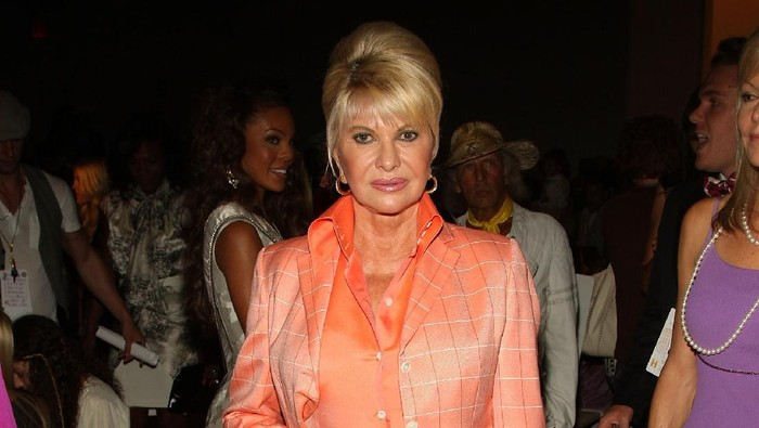NEW YORK, NY - OCTOBER 17:  Ivana Trump attends the 2011 Angel Ball To Benefit Gabrielles Angel Foundation at Cipriani Wall Street on October 17, 2011 in New York City.  (Photo by Andrew H. Walker/Getty Images)