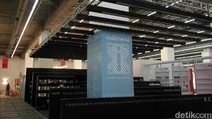 Intip Perbandingan Stand Negara Peserta di Frankfurt Book Fair 2016