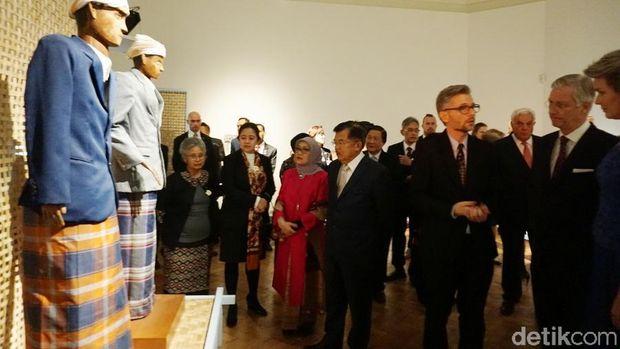 Indonesia Pamer Seni dan Budaya di Belgia
