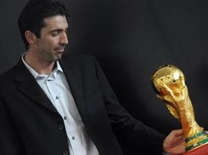 Sudah Menangi Piala Dunia, Buffon Bisa Mati dengan Tenang