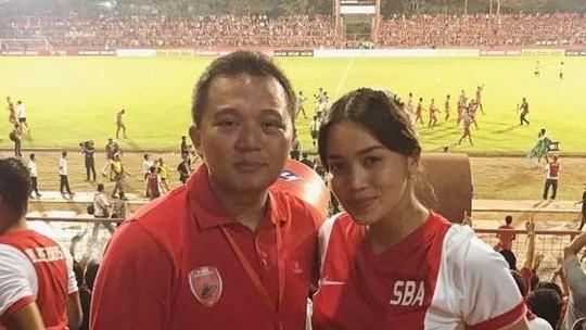 Mesranya Alexandra Asmasoebrata & Keponakan Jusuf Kalla Sebelum Lamaran