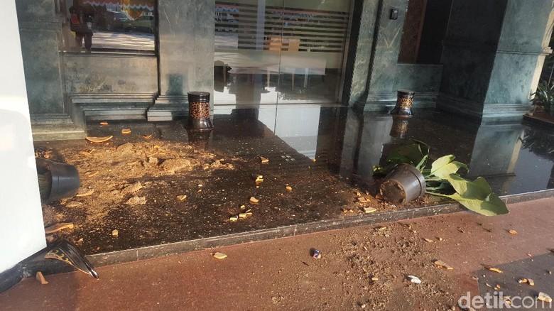 Kantor Kemendagri Diserang Pendukung Cabup Tolikara yang Kalah