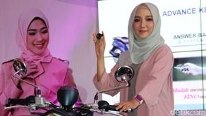 Hijabers Cantik Ingatkan Pentingnya Safety Gear Saat Naik Motor