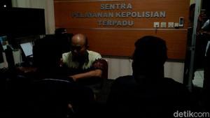 Wartawan Korban Kekerasan Polisi Laporkan Pelaku ke Polres Banyumas