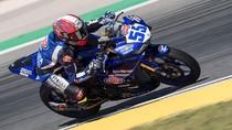 Pebalap Yamaha Indonesia Ini Tampil Lagi di World Supersport 300 Jerez
