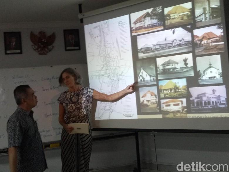 Mengenal Bangunan Kolonial Belanda Surabaya Karya Estourgie