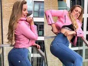 Lucu! Wanita Cantik Buat Meme untuk Sindir Obsesi Foto Keren di Instagram