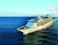 Salah satu kapal pesiar Royal Caribbean International