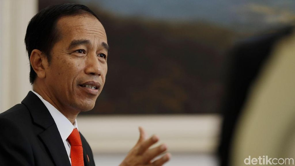 Soal Divestasi Saham Freeport, Jokowi: Ada yang Ngomong Miring