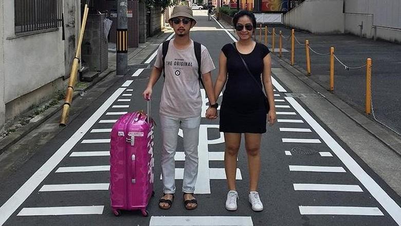 Serunya babymoon ke Jepang/ Foto: dok. pribadi