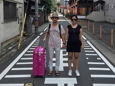 Babymoon Dadakan ke Jepang, Seru Juga